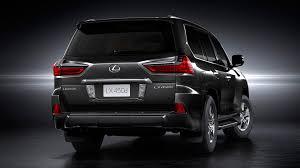 lexus minivan lexus lx 450d 2017 std price mileage reviews specification