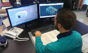 fiche de poste technicien bureau d 騁udes fiche métier dessinateur projeteur en aéronautique