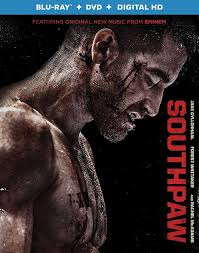 amazon com southpaw blu ray dvd ultraviolet jake