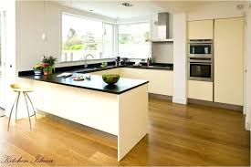 l shaped kitchen islands kitchen cabinet design with island black and wooden furniture