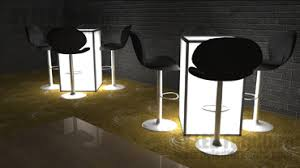 table rental prices led cocktail table rental price light up cocktail table rental cost