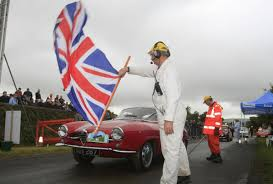 Edd China Sofa Car Pictures Hundreds Of Classic Cars Storm Iconic Kop Hill For