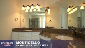 Monticello Floor Plans by First Texas Homes The Monticello Floor Plan Video Tour Youtube