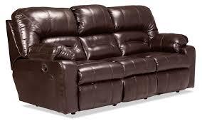 unwind reclining sofa java levin furniture