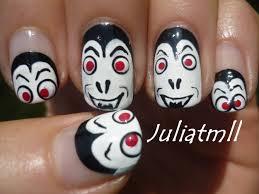 nail art 46 shocking vampire nail art images design vampire nail