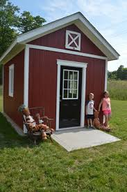 Summer Garden Sheds - independence local schools news article