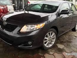 2012 toyota corolla custom toyota corolla 2 163 used prices nigeria toyota corolla cars