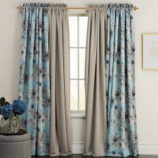 madison room darkening rod pocket curtain bh style steals