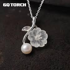 vintage necklace design images Buy gqtorch original design vintage 925 sterling jpg