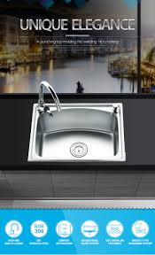 kitchen sink with cupboard for sale h5238r china 520 380 210mm kitchen sink units sale