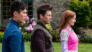 sweet booths all characters welcome the librarians lindy booth on king arthur brain tumors and that