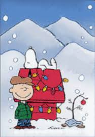 holiday charlie brown christmas clip art coloring