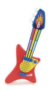 amazon com little tikes pop tunes big rocker guitar toys u0026 games