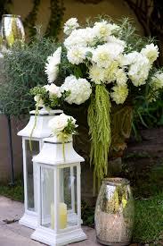 white lanterns for wedding centerpieces white wedding brad austin imaginative florals blog