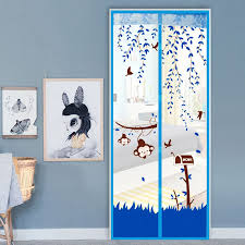 Magic Mesh Curtain Online Buy Wholesale Magic Mesh Door Screen From China Magic Mesh