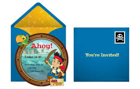 shark birthday invitations plan a swashbuckling jake and the never land pirates birthday party