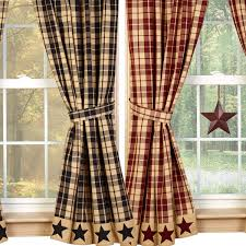 Pennys Drapes Country Style Drapes And Swags From Ihf And Park Designs