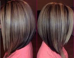 difference between stacked and layered hair medium layered bob haircuts for round faces hair and beauty
