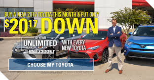 toyotas new car bill penney toyota new car dealer in huntsville al serving decatur