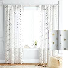 Gold And White Curtains White Gold Curtains Hpianco