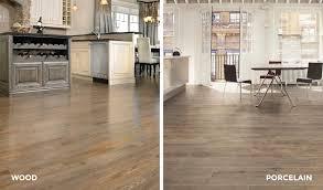 4 reasons to choose porcelain tile that looks like wood