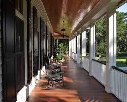 ipe covered porch houzz