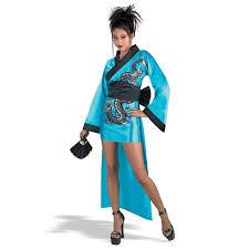 Beautiful Halloween Costumes Girls Dragon Geisha Costume Geisha Costumes Halloween Costumes