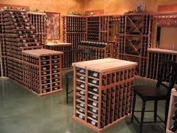 Wine Cellar Shelves - superb unique wine racks decorating ideas images in wine cellar