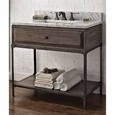 Floating Sink Shelf by Bathrooms Design Restoration Hardware Bathroom Vanity Modern