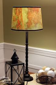 Diy Lamp Shade 40 Diy Lamps And Lights You Can Make Yourself