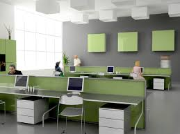 Office Workspace Design Ideas Grey And White Bathrooms Office Workspace Green Decor Combined