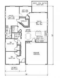 ranch floor plans 1500 sq ft