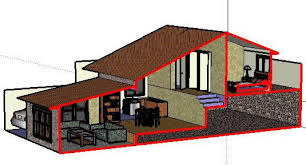 level house dwg projects 3d projects cad tools 3ds max dxf