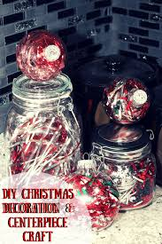 diy christmas decorations u0026 centerpiece craft ideas jenns blah