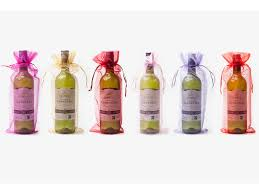 wine bottle gift bags the gift oasis buy organza wine bottle gift bags now