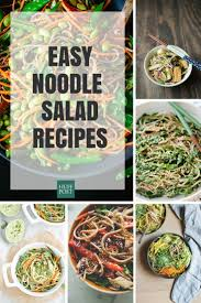 these asian noodle salad recipes will save your summer huffpost