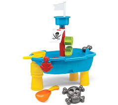 Toddler Water Table Kidoozie Pirate Ship Sand U0026 Water Table