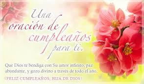 christian ecards feliz cumpleaños una oración de cumpleaños para ti free