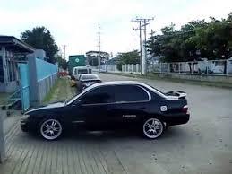 1998 toyota corolla tire size my black 96 corolla on 17 wheels