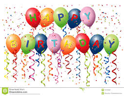 birthday balloons happy birthday balloons stock photos sign up for free