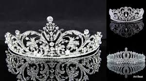wedding crowns beautiful wedding crowns bridal tiara trends