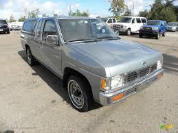 nissan platinum truck 1993 platinum metallic nissan hardbody truck extended cab