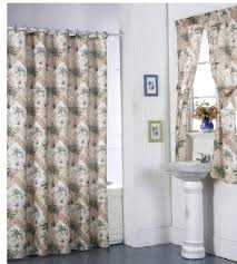bathroom shower curtains and matching window curtains u2013 easywash club