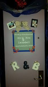 Cruise Decorations 17 Best Cruise Door Decorations Images On Pinterest Honeymoon