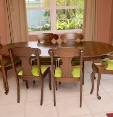 online furniture auctions vintage furniture auction antique pennsylvania house dining table and chairs