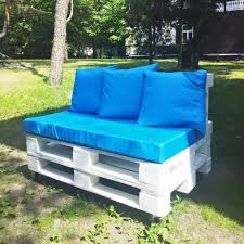 Pallet Patio Furniture Cushions by Pallets Wood Terrace Furniture Set 99 Pallets