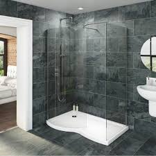 modern walk in bathrooms grey bathroom shower designthe defining