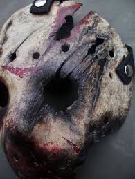Jason Voorhees Mask Agent Doe Jason Voorhees Mask Diner Of The Dead Costume
