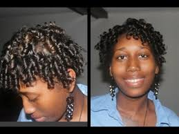 short straw set hairstyles short hair straw set flexi rods relaxed hair youtube