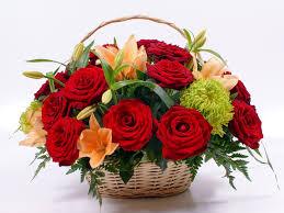 flower basket flower basket